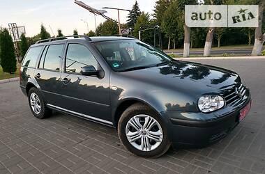 Volkswagen Golf IV 2000 в Дубно