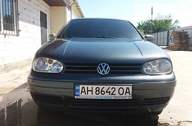 Volkswagen Golf IV 2001 в Краматорске