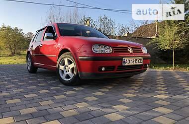 Volkswagen Golf IV 1998 в Иршаве