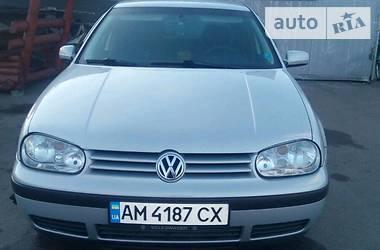 Volkswagen Golf IV 1999 в Малине