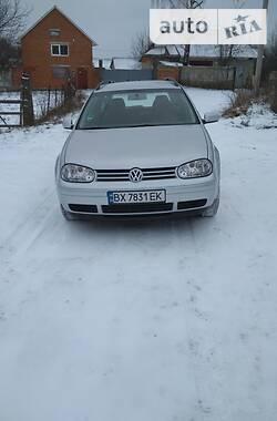 Volkswagen Golf IV 2002 в Дунаевцах