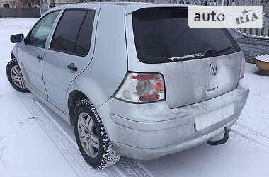Volkswagen Golf IV 2001 в Чорнобаї