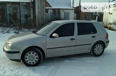 Volkswagen Golf IV 1999 в Пирятине