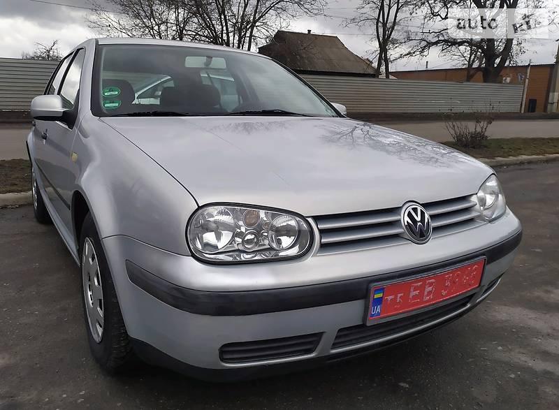 Volkswagen Golf IV 2000 в Покровске