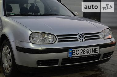 Volkswagen Golf IV 2001 в Мостиській