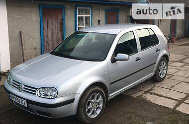 Volkswagen Golf IV 2000 в Бородянке