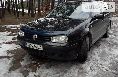 Volkswagen Golf IV 2001 в Обухове