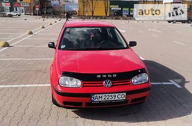 Volkswagen Golf IV 1998 в Житомире