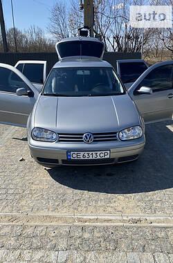 Volkswagen Golf IV 2002 в Глыбокой