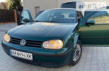 Volkswagen Golf IV 1998 в Киеве
