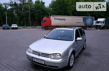Универсал Volkswagen Golf IV 2002 в Киеве