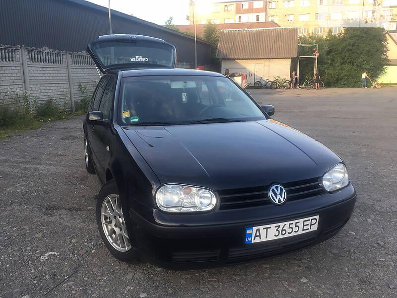 Хетчбек Volkswagen Golf IV 2001 в Коломиї