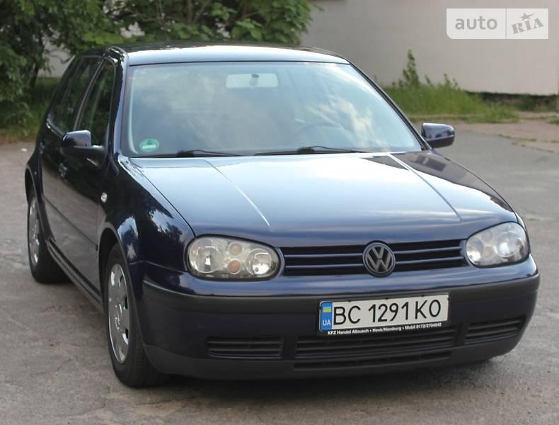 Хетчбек Volkswagen Golf IV 2001 в Києві