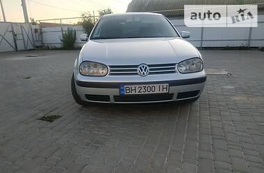 Хэтчбек Volkswagen Golf IV 2002 в Одессе