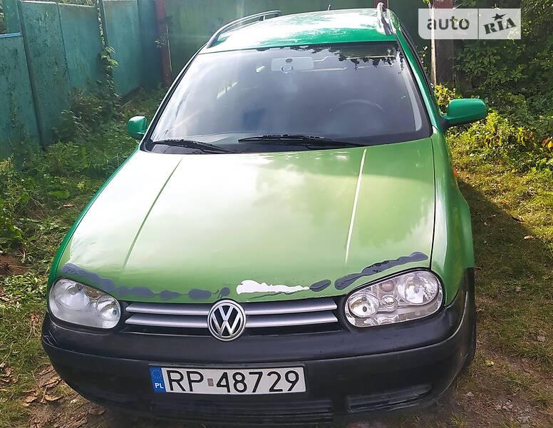 Volkswagen Golf IV SDI