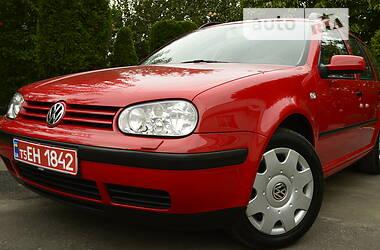 Универсал Volkswagen Golf IV 2001 в Харькове