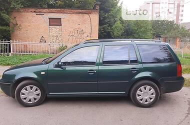 Универсал Volkswagen Golf IV 2000 в Нововолынске