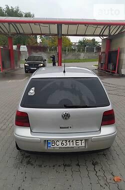 Хэтчбек Volkswagen Golf IV 2003 в Львове