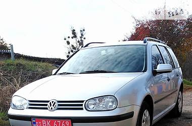 Универсал Volkswagen Golf IV 2001 в Валках