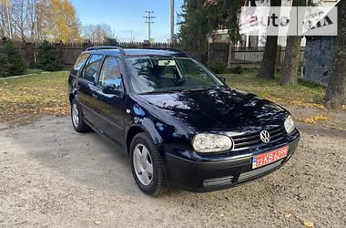 Универсал Volkswagen Golf IV 2001 в Староконстантинове