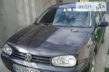 Хэтчбек Volkswagen Golf IV 1999 в Тячеве