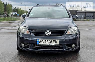 Volkswagen Golf Plus 2008 в Ковеле