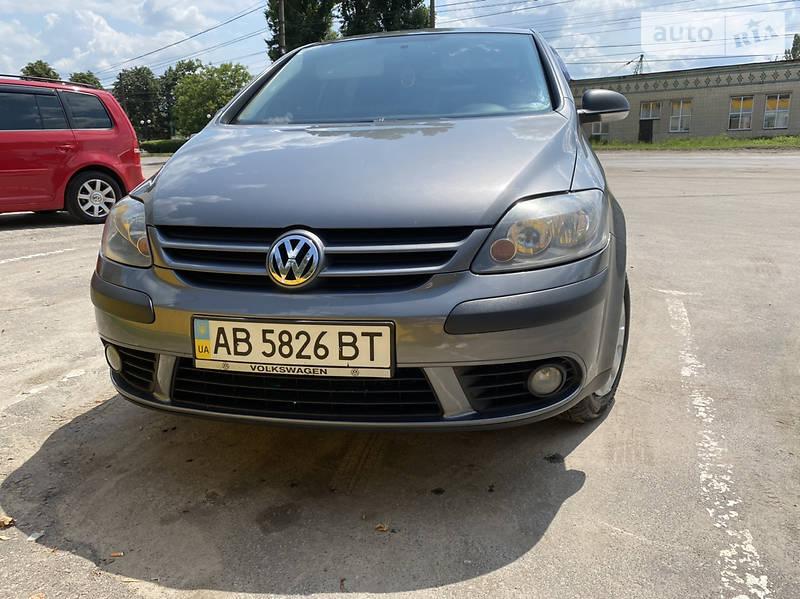 Хэтчбек Volkswagen Golf Plus 2007 в Виннице