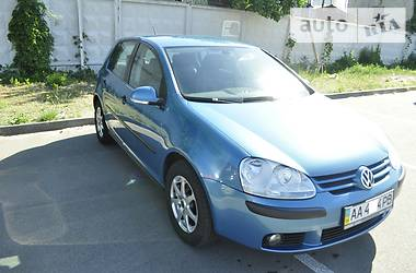 Volkswagen Golf V 2005 в Киеве