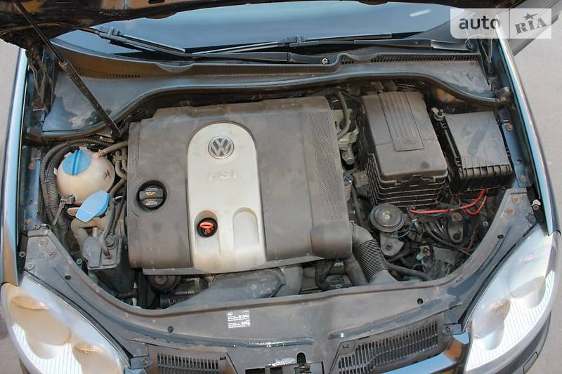 Volkswagen Golf 2004 года в Запорожье