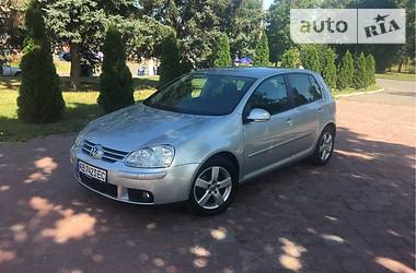 Volkswagen Golf V 2008 в Виннице