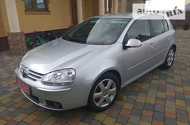 Volkswagen Golf V 2007 в Луцьку