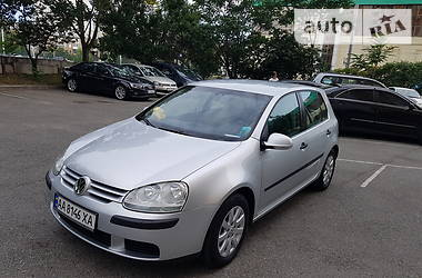 Volkswagen Golf V 2005 в Києві