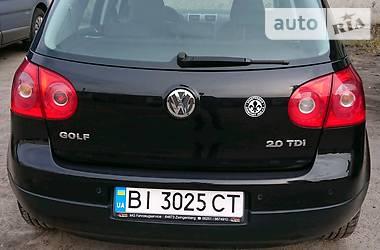 Volkswagen Golf V 2008 в Полтаве