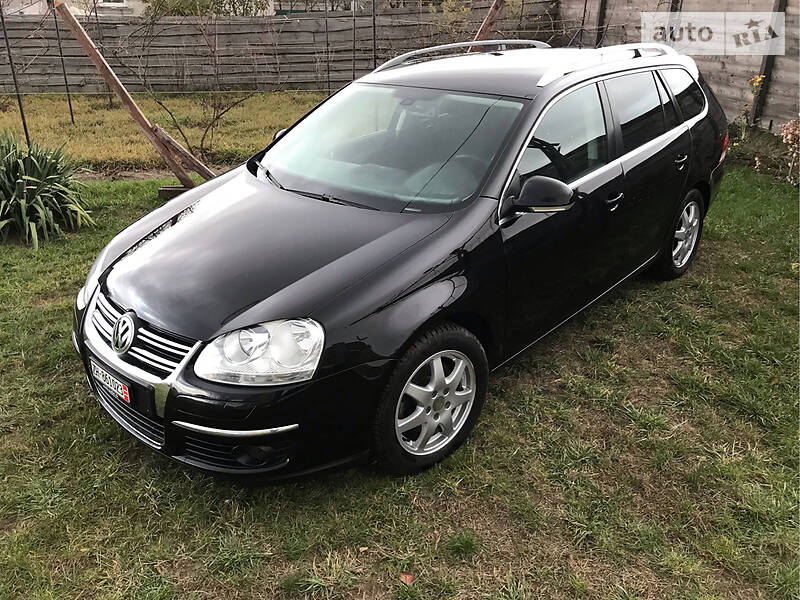 Volkswagen Golf V 2008 в Дубно