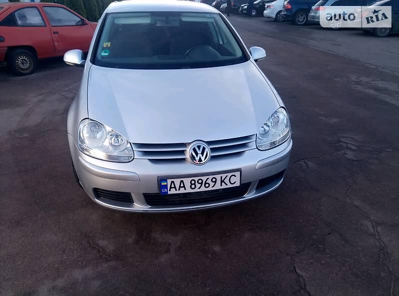Volkswagen Golf V 2004 в Киеве