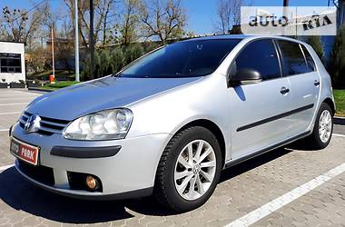Volkswagen Golf V 2008 в Киеве