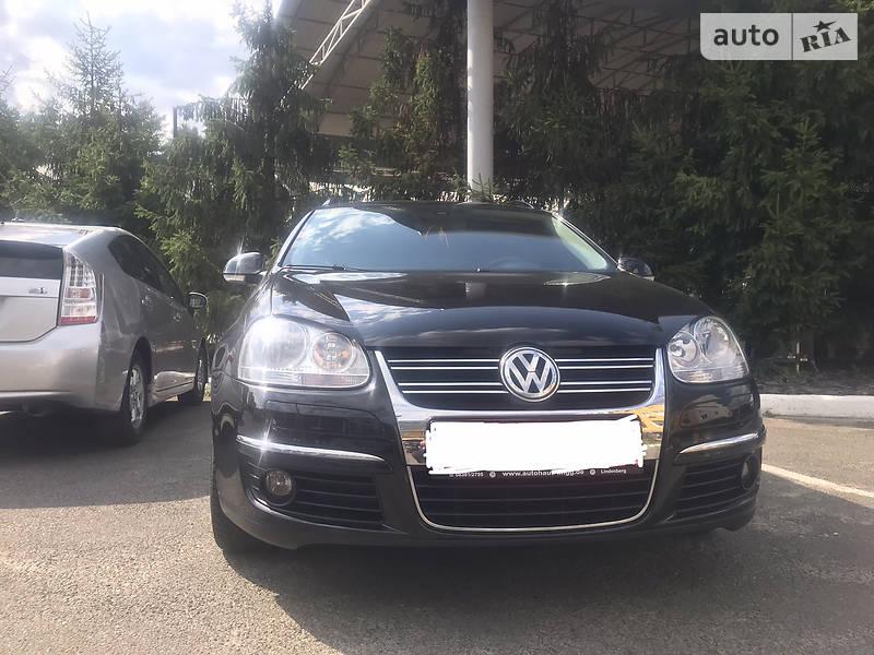 Универсал Volkswagen Golf V 2008 в Киеве