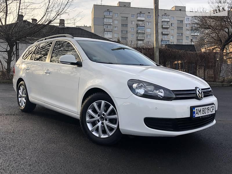 Volkswagen Golf VI Variant 2012 в Бердичеве
