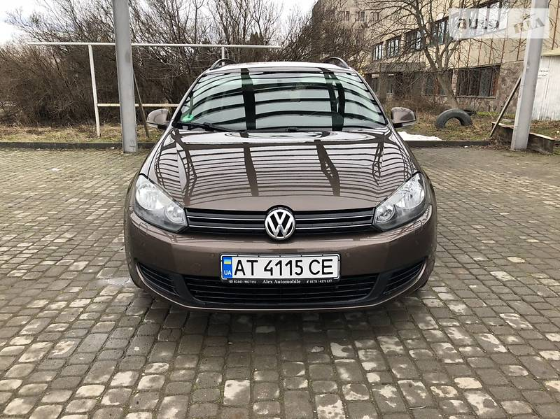 Volkswagen Golf VI 2011 в Коломые