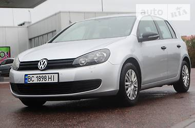 Volkswagen Golf VI 2011 в Дрогобыче