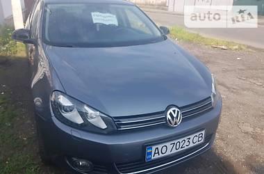 Volkswagen Golf VI 2011 в Мукачевому