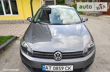 Volkswagen Golf VI 2011 в Борщеві