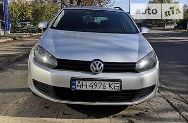 Volkswagen Golf VI 2011 в Краматорске