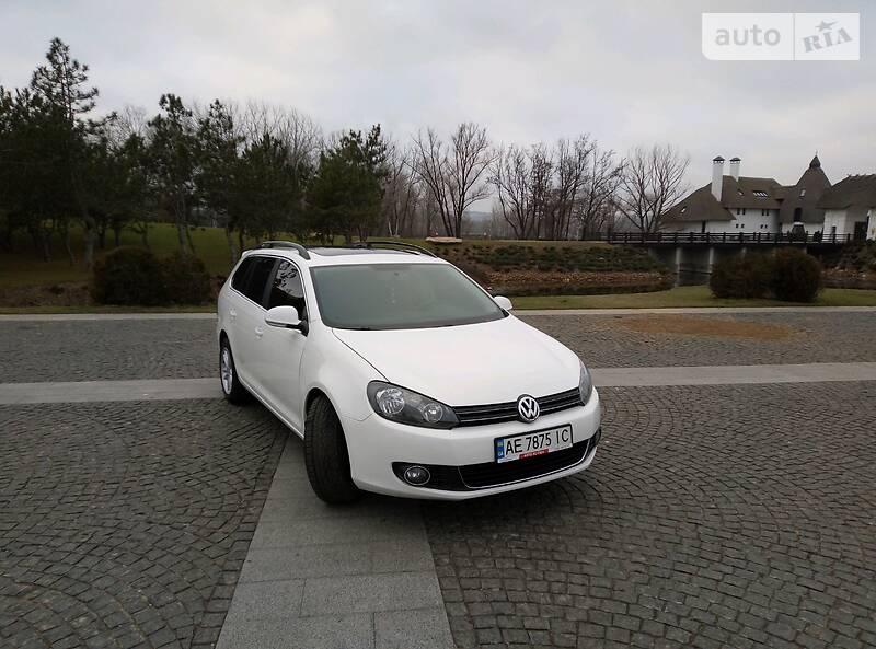 Volkswagen Golf VI 2013 в Днепре