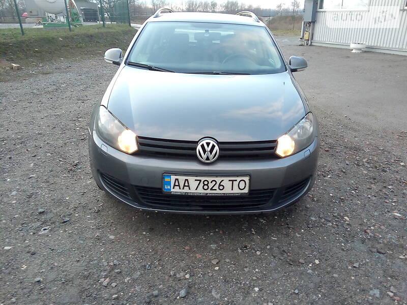 Унiверсал Volkswagen Golf VI 2011 в Києві
