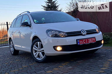 Volkswagen Golf VI 2013 в Дрогобыче