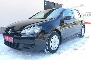 Volkswagen Golf VI 2011 в Києві