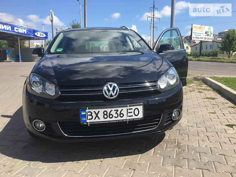 Универсал Volkswagen Golf VI 2012 в Хмельницком