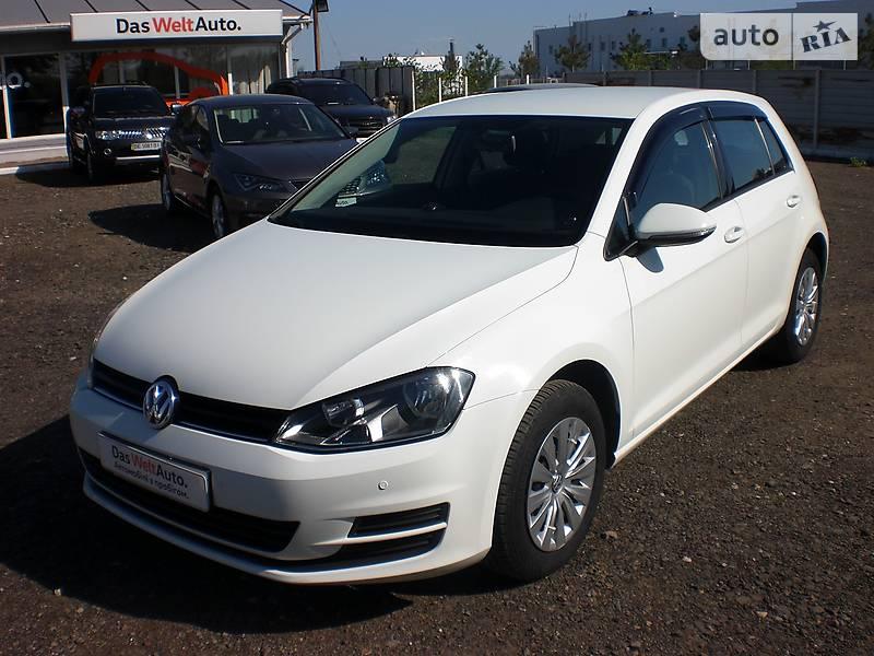Volkswagen Golf VII 2014 в Николаеве