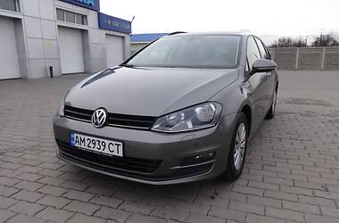 Volkswagen Golf VII 2013 в Житомире